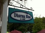Dharma Blue Logo - White Sands Electric